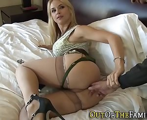 Stepmom has interracial