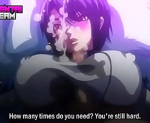 Free Hentai - Spaceship that Hypnotizes Woman into Sex Slaves!