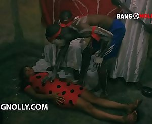 Sex with RAKATUNDA  and The chief priest- raw Sex