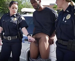 These cracker ass cops always tryin' to keep a black man down...