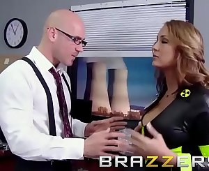 Big TITS in uniform - (Trina Michaels, Johnny Sins) - Nuclear Tits to the rescue - Brazzers