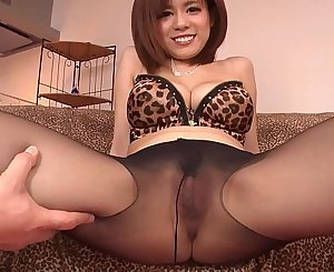Japanese stockings pornography along top